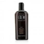 American Crew Men 3-IN-1 Shampoo Conditioner & Body Wash - 250m...