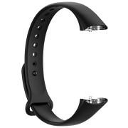 Tactical szilikonszíj Samsung Galaxy Fit aktivitásmérőhöz - fekete