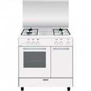 Glem Gas Ar854gx Cucina 80x50 4 Fuochi A Gas Forno A Gas Con Grill Elettrico 49