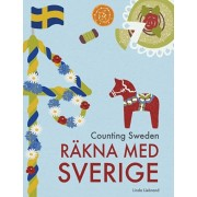 Counting Sweden - Rkna med Sverige: A bilingual counting book with fun facts about Sweden for kids, Paperback/Linda Liebrand
