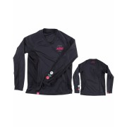Jobe Impress Rash Guard Ladies Langarm, schwarz, Gr.S