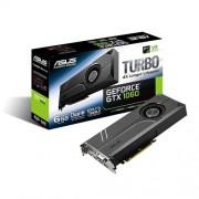 VC, ASUS TURBO-GTX1060-6G, 6GB GDDR5, 192bit, PCI-E 3.0 (90YV09X0-M0NA00)