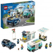LEGO City 60257 Benzinestation (4111791)