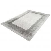Merinos Geweven Karpet Chester 1215-95 Grey-80 x 150 cm