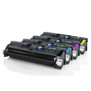 HP Q3960A-Q3963A промо пакет (BK,C,M,Y) 4бр.