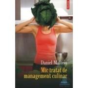 Mic tratat de management culinar - Daniel Mafteiu