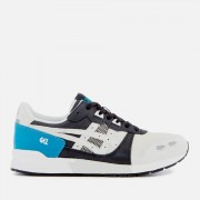 Asics Men's Lifestyle Gel-Lyte Trainers - Teal Blue/Glacier Grey - UK 10 - Blue