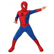 Vegaoo.es Disfraz clásico de Ultimate Spiderman para niño - 8-10 años