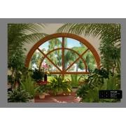Ag Design Winter Garden Fotobehang 4D (AG Design)