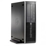 HP Pro 6200 SFF - Intel Pentium G840 - 4GB - 120GB SSD - DVD-RW - HDMI