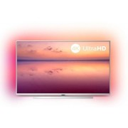 "Televizor LED Philips 139 cm (55"") 55PUS6804/12, Ultra HD 4K, Smart TV, WiFi, CI+ + Gratar portabil Heinner HR-E-C578, 30 cm + Cartela SIM Orange PrePay, 6 euro credit, 6 GB internet 4G, 2,000 minute nationale si internationale fix sau SMS nationale din c"