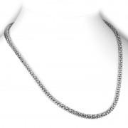 Silvego Ocelový řetízek zdobený 3 mm - RRCN0121