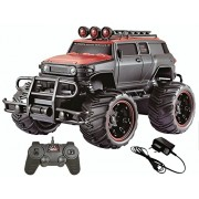 Magicwand 1:20 Scale Off-Road Monster Racing H2 Hummer Toy Car (Monster Off-Road Red)