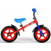 Bicicleta fara pedale pentru copii baieti 12 inch Volare Paw Patrol