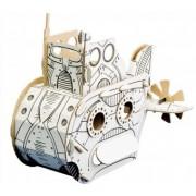 Joc creativ 3D U-Boat