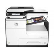 HP PageWide 377dw Multifunctionele inkjetprinter Printen, Scannen, Kopiëren, Faxen LAN, WiFi, NFC, Duplex, Duplex-ADF