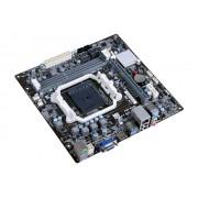 Tarjeta Madre ECS A68F2P-M4 socket FM2+ 2XDDR3, USB 3.0/VGA/HDMI