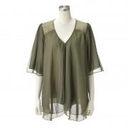 PROSUMER フレアチュニックカーデ【QVC】40代・50代レディースファッション