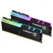 Memorie G.Skill Trident Z RGB 16GB (2x8GB) DDR4 4000MHz 1.35V CL18 Dual Channel Kit, F4-4000C18D-16GTZR