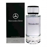 Mercedes-benz 120 ml eau de toilette edt profumo uomo