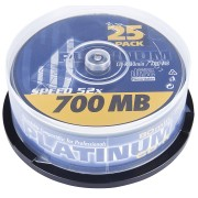 PTM 102565 - CDR 80min/700MB 25-Spindel