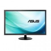 "Монитор Asus VP247T, 23.6"" (59.94 cm) TN панел, Full HD, 1 ms, 100 000 000:1, 250 cd/m2, DVI, VGA (D-Sub)"