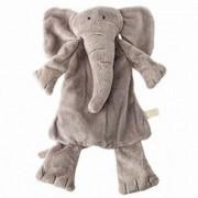 difrax® Elefant Elliot - Flaches Kuscheltier - Soft +0m