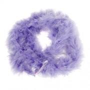Generic Light Purple Feather Boa Fluffy Craft Decoration 6.6 Feet Long