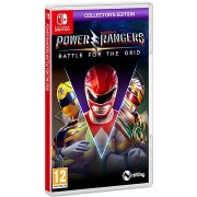 Power Rangers: Battle for the Grid - Collectors Edition - Nintendo Switch