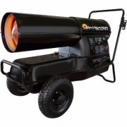 Mr. Heater Portable Kerosene Heater - 125,000 BTU, 3,000 Sq. Ft. Heating Capacity, Model MH125KTR