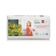 ECO by Naty Maxi+ 9-20 kg dětské plenky 42 ks