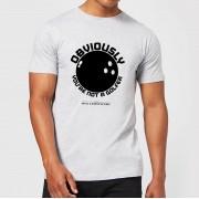 Big Lebowski Camiseta El gran Lebowski Obviously You're Not A Golfer - Hombre - Gris - XXL - Gris