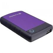 Transcend StoreJet 25H3 2.5 external hard drive 2 TB Purple USB 3.0