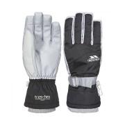 Trespass Womens/Ladies Vizza II Gloves - Black - Size: Large