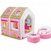 Kućica na naduvavanje Princess Play House