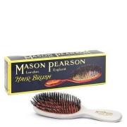 Mason Pearson Brush Pocket Bristle/Nylon BN4, White