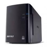 """Buffalo Externí HDD 8,9 cm (3,5"""") Buffalo DriveStation™ Duo, 4 TB, USB 3.0, černá"""