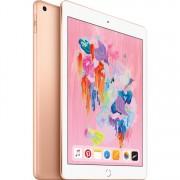 "Apple iPad 9.7"" (2018) 32GB Wifi - Gold (with 1 year official Apple Warranty)"