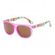 RELAX Lively Dětské sluneční brýle R3084K světle růžová XXXL