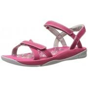 Clarks Women s Tresca Trace Wedge Sandal Fuchsia 8 B(M) US