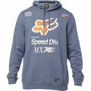 FOX Sudadera Fox Backdrafter Blue Steel