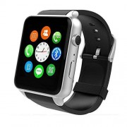 Hippo High Tech Smartwatch Android et iOS - Noir-rouge