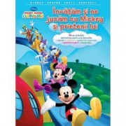Disney pentru copii destepti. Invatam si ne jucam cu Mickey si prietenii lui activitati