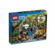 LEGO® City 60161 Le site d'exploration de la jungle - Lego
