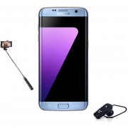 Celular Samsung Galaxy S7 Edge 64GB Azul + KIT