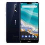 Nokia smartphone 7.1 blauw
