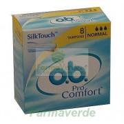 Tampoane OB ProComfort Normal 8 buc Johnson