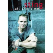 Video Delta STING - ALL THIS TIME - DVD
