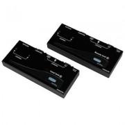 StarTech.com Estensore Console KVM VGA USB Via Cavo UTP Cat5, 152�Metri, Nero