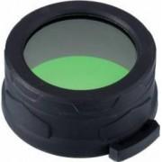 Filtru Nitecore NFR50 Verde